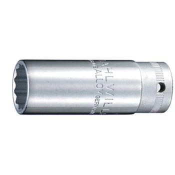 Zündkerzen-Einsatz mit Gummieinsatz 16mm 3/8 Inch