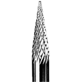 Hartmetall-Frässtift 6 mm TCI 0616 Zahnung 3
