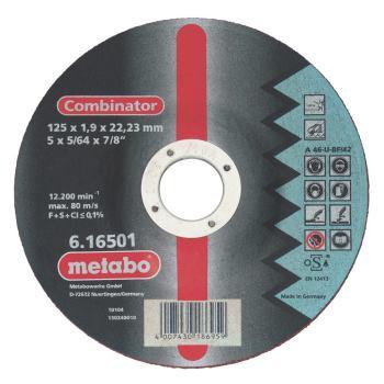 Combinator 115 x 1,9 x 22,23 mm, Inox, Trenn- u. S