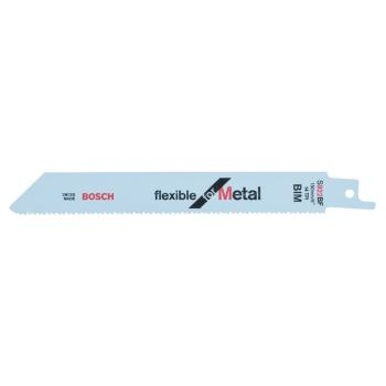 Säbelsägeblatt S 922 BF, Flexible for Metal, 25er-