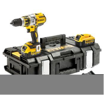 18,0V/4,0Ah Schlagbohrschrauber-Set DCD995M2K