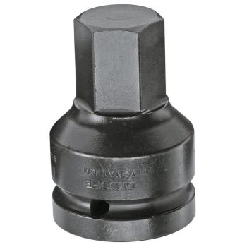 """Kraftschraubereinsatz 3/4"""" Innen-6-kant 19 mm"""