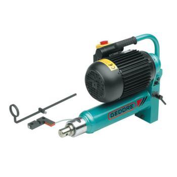 """Pumpe 2"""" 380-415 V mit elektrischer Endabschaltung"""