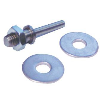 Spannstift für Kleinschleifscheibe A 24 R SUPRA Abm.: 10x6 mm