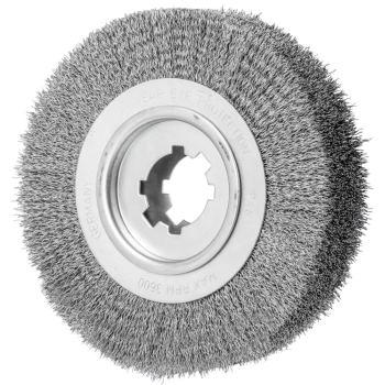 Rundbürste, ungezopft RBU 25060/50,8 ST 0,50
