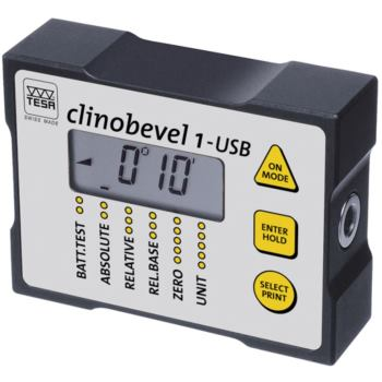 elektron. Neigungsmessg.ClinoBevel 1 USB ± 45 Gra