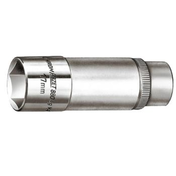 Steckschlüsseleinsatz 10 mm 3/8 Inch DIN 3124 lan