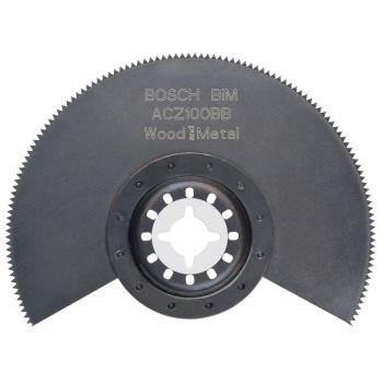 Segmentsägeblatt ACZ 100 BB, Wood and Metal, BIM,