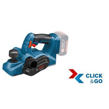 Akku-Hobel GHO 18 V-LI, L-BOXX