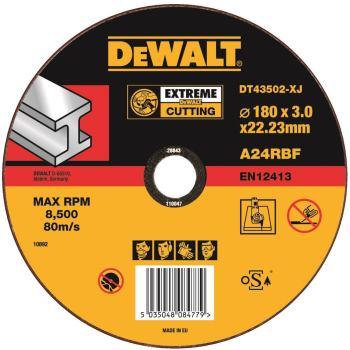 EXTREME Metall-Trennscheibe - flach DT43502