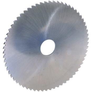 Kreissägeblatt HSS Zahnform C 80x3x22 mm Zahnform