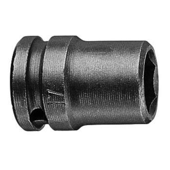 Steckschlüsseleinsatz, 10 mm, 40 mm, 25 mm, M 6, 1