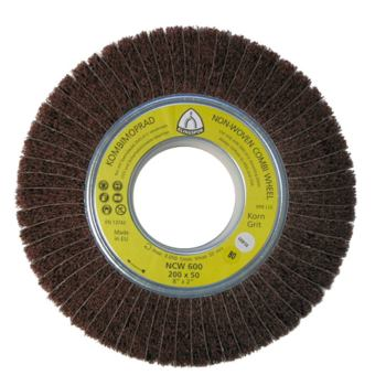 Vlies-Schleifmop NCW 600, Abm.: 200x50 Korn: 150, medium