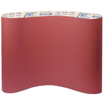 Schleifpapier-Band, Antistatic, PS 29 F ACT , Abm.: 1350x2620 mm,Korn: 80