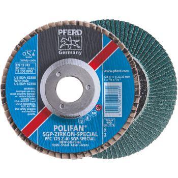 POLIFAN®-Fächerscheibe PFF 180 Z 40 SGP-SPECIAL/22,23 Auslaufartikel