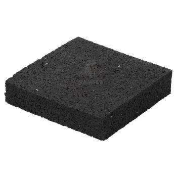 Gummi-Pad für Terrassen-Unterkonstruktion 90x90x20 1 St.