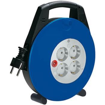 Vario Line Kabelbox 4-fach schwarz/blau/lichtgrau