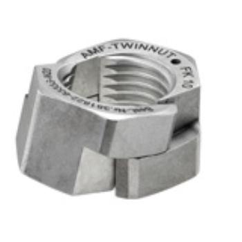 AMF-TWINNUT-Mutter - ohne Bund M20 381822