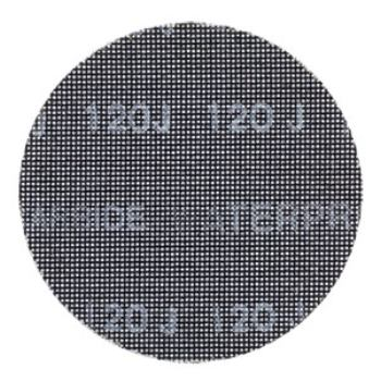 Schleifgitter 150mm K60 (10 St.)