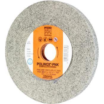 POLINOX®-Kompaktschleifrad PNK-MW 15013-25,4 SiC F