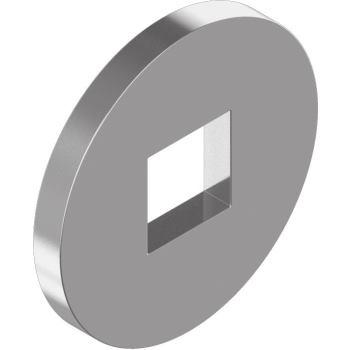 Unterlegscheiben DIN 440 V - Edelstahl A4 f.Holzkonstr.-V 9,0 f.M 8