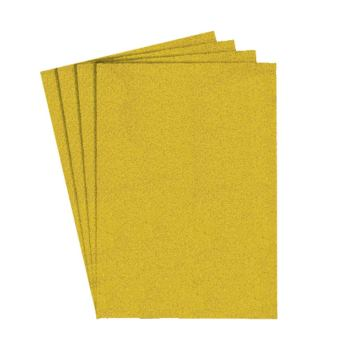 Schleifpapier-Bogen, PS 30 D Abm.: 115x280, Korn: 60