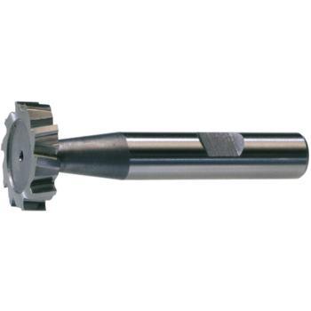 Schlitzfräser HSSE5 DIN 850 kreuzgez. 5x6,5 (16,5