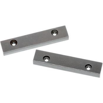 Stahlbacken geschliffen 100 mm
