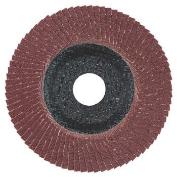 Lamellenschleifteller 125 mm P 80, Normalkorund, S