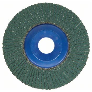 Fächerschleifscheibe Best for Inox, 125, 22,23, 60
