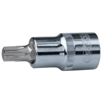 """1/2"""" CHROMEplus® Bit-Stecknuss TX, T30 918.1625"""