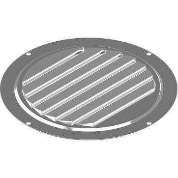 Kiemenblech Typ E, Durchmesser 125 mm, A2