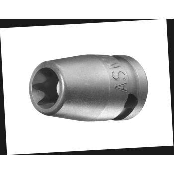 Kraft-Steckschlüssel mit starkem Dauermagnet für T
