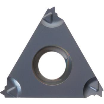 Vollprofil-Platte Außengewinde rechts 16ERB3,0ISO HC6615 Steigung 3