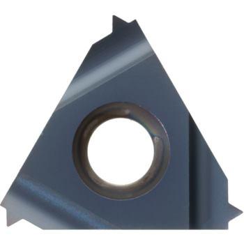 Vollprofil-Platte Innengewinde rechts 16IR 2,0 ISO HC6625 Steigung 2,0
