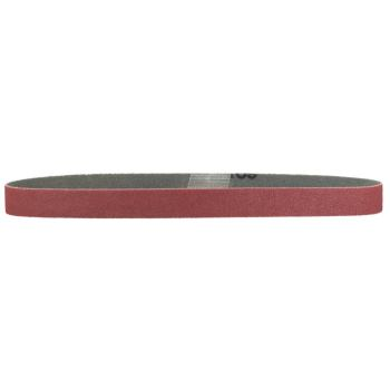 10 Schleifbänder 19x457 mm, P40, Normalkorund, für