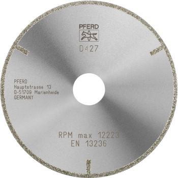 Diamant-Trennscheibe D1A1R 125-2-22,23 D 427 GAG