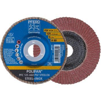 POLIFAN®-Fächerscheibe PFC 125 A 60 PSF/22,23