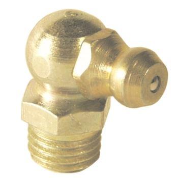 Hydraulik-Kegel-Schmiernippel H3 M8x1 DIN 71412C