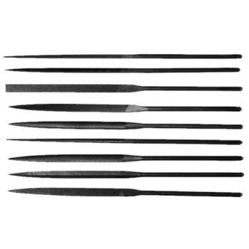 Präzisionsnadelfeilen 200 mm Hieb 2 Messer