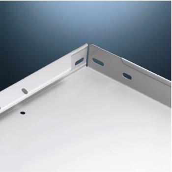 Kurzboden 750x600 mm verzinkt 100 kg Tragfähi