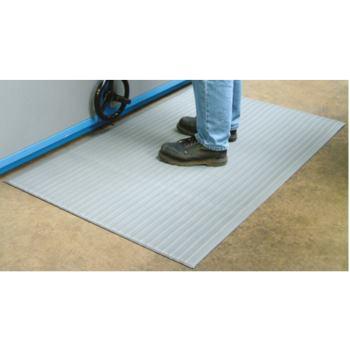Anti-Ermüdungsmatte aus PVC 900 mm x lfm. Farbe gr