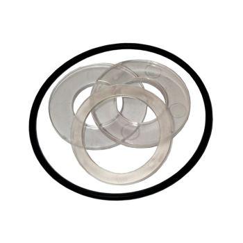 Filter-Dichtungssatz, 4-teilig
