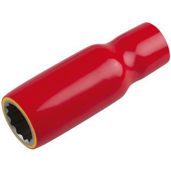 "3/8"" Isolierte Stecknuss, lang, 19 mm 117.388"