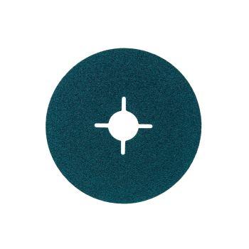 Fiberscheibe 115 mm P 60, Zirkonkorund, Stahl, Ede
