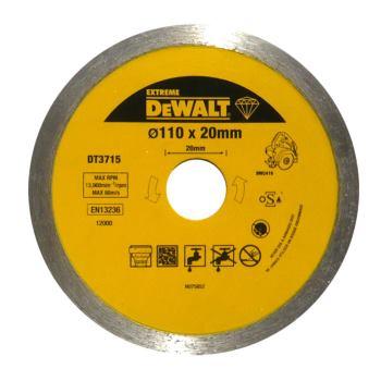 DiaTs 110x20.0mm, Fliesen EXTREME DT3715
