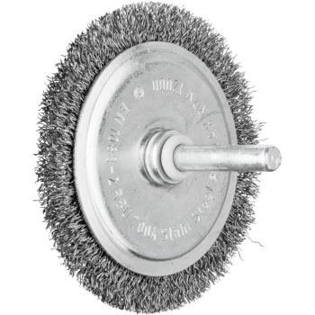 Rundbürste mit Schaft, ungezopft RBU 7004/6 ST 0,20