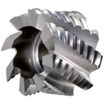 Walzenstirnfräser NF-HSSE5 40x32x16 mm DIN 1880 T