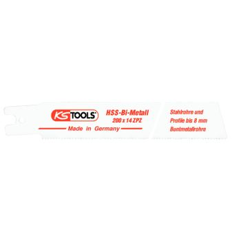 Säbelsägeblatt Rems, HSS-Bi-Metall, 200mm, 1,8mm 1