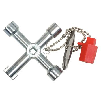 Universal-Schaltschrankschlüssel, 71mm 130.1015